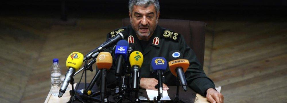 No Conflict Between Gov't, IRGC