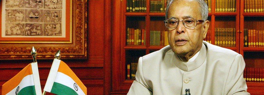 India Calls for Enhancing Ties