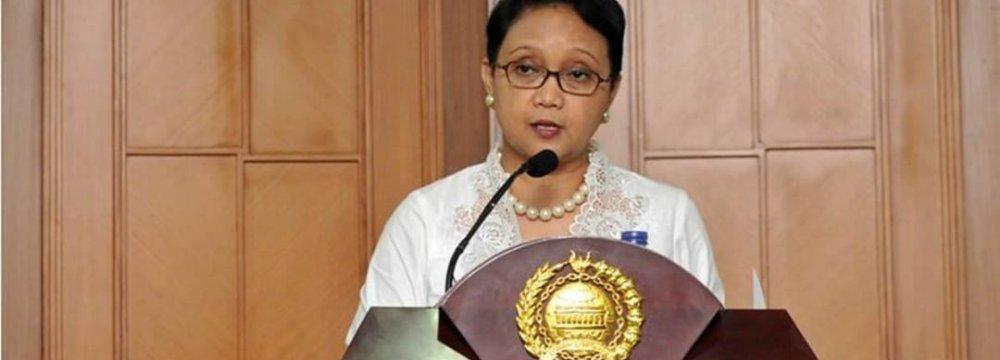 Indonesia FM to Visit