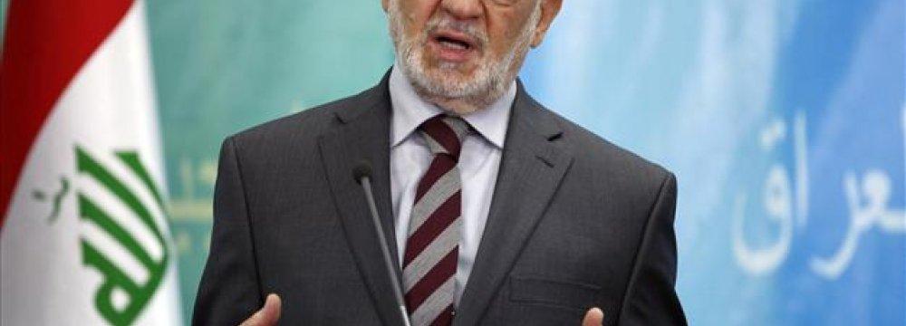 Iraq Dismisses Saudi Worries Over Iran Role