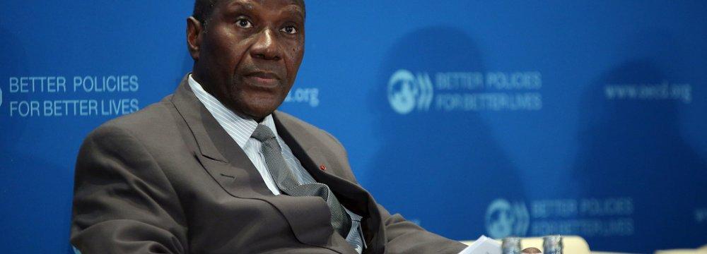 Envoy Meets Côte d'Ivoire PM