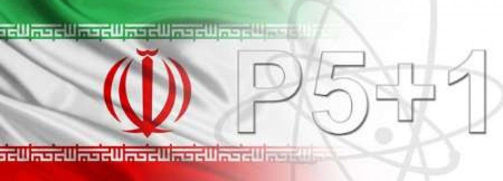 JCPOA Adoption Day Likely Next Week