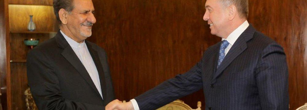 Ground Prepared for Closer Belarus Ties