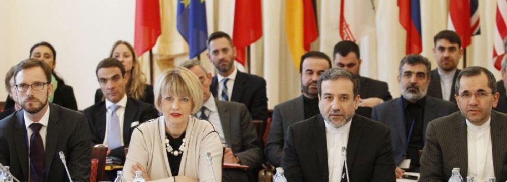 JCPOA Panel Prepares to Close PMD Case