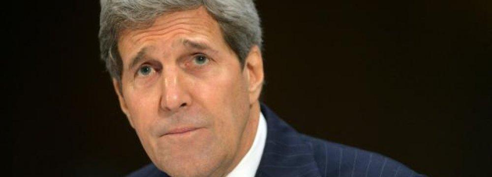 US 'Not Fixated' on IAEA Iran Probe