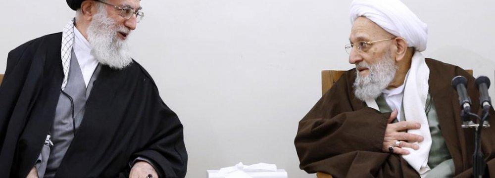 Ayatollah Mahdavi Kani Passes Away