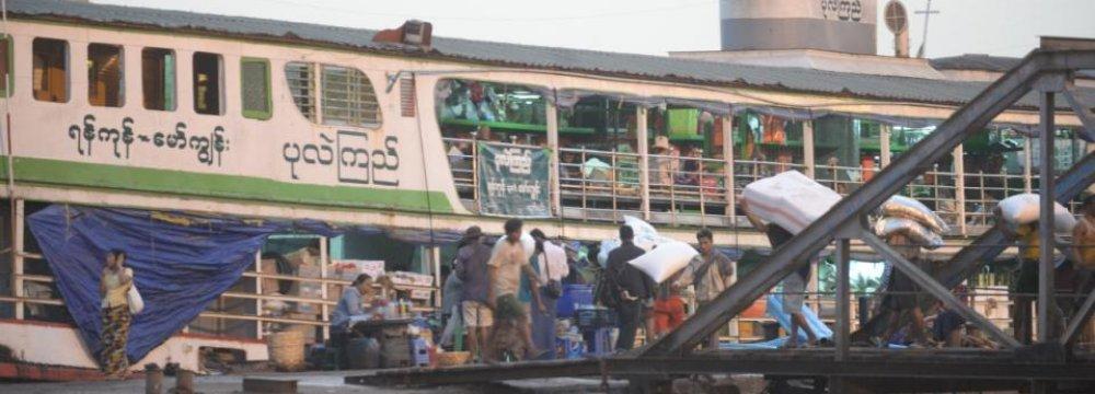 21 Dead, Dozens Missing After Myanmar Ferry Sinks