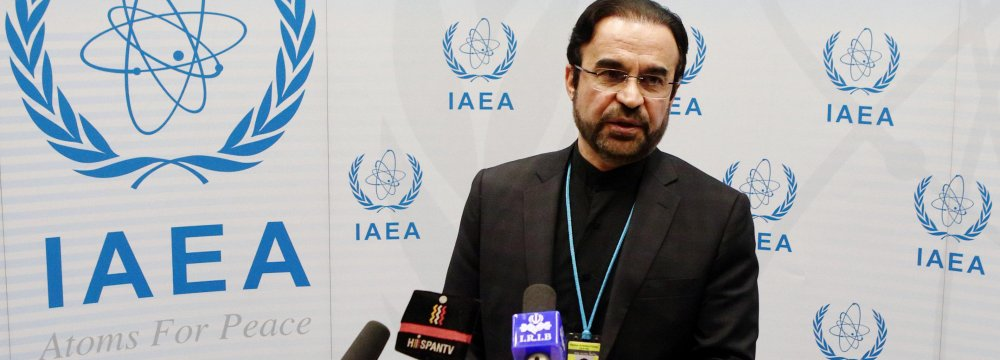 Outstanding  Issues With IAEA Resolvable