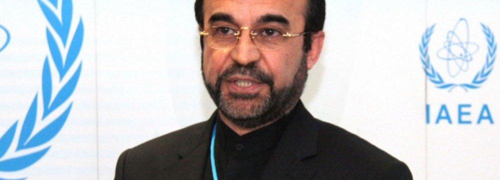 IAEA Inquiry Not Stalled