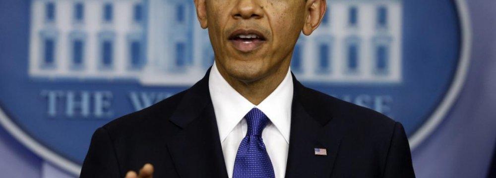 Obama Sees Chance of Broader Engagement