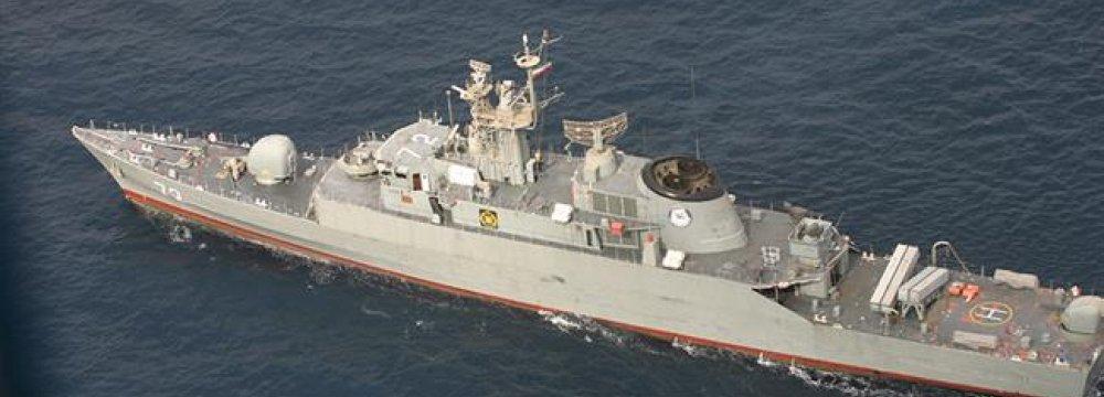 Navy Rescues Tanker