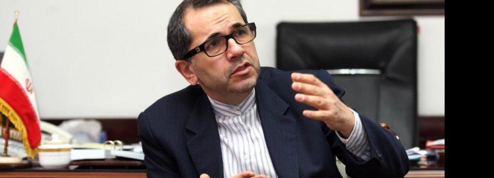Gradual Lifting  of Sanctions Rejected