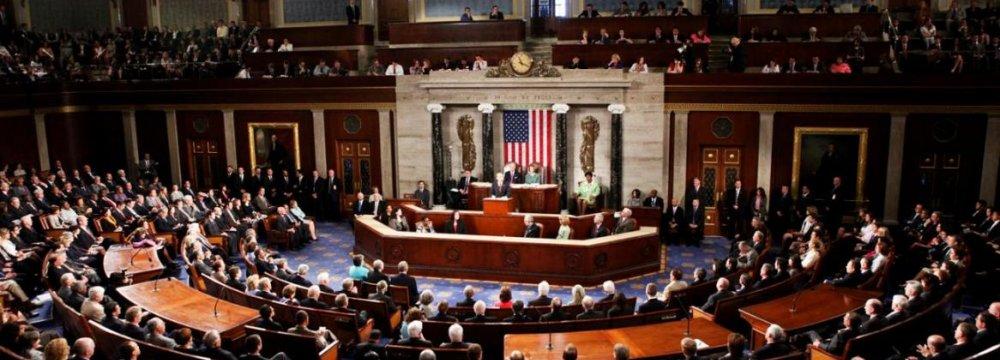 Republicans Sponsor Bill Denouncing Deal