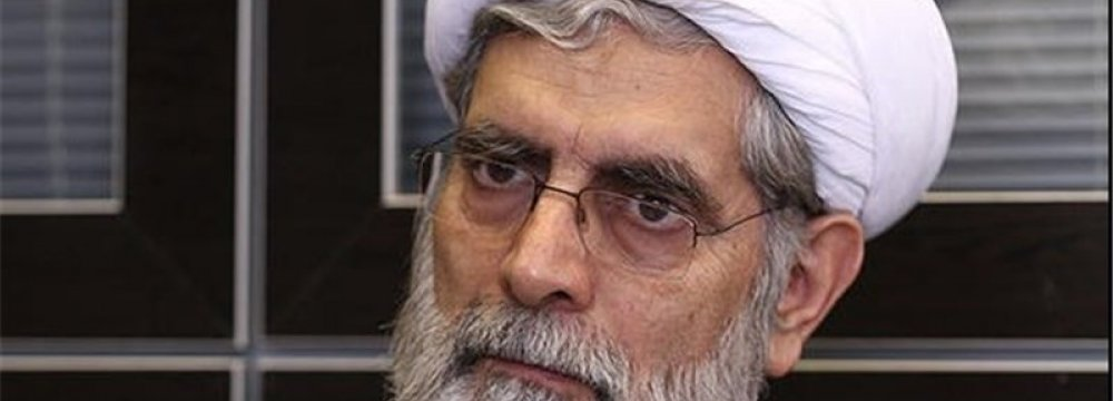 Consensus  on Rouhani