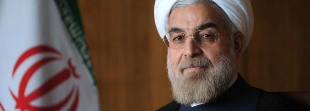 Rouhani to Attend Caspian Summit
