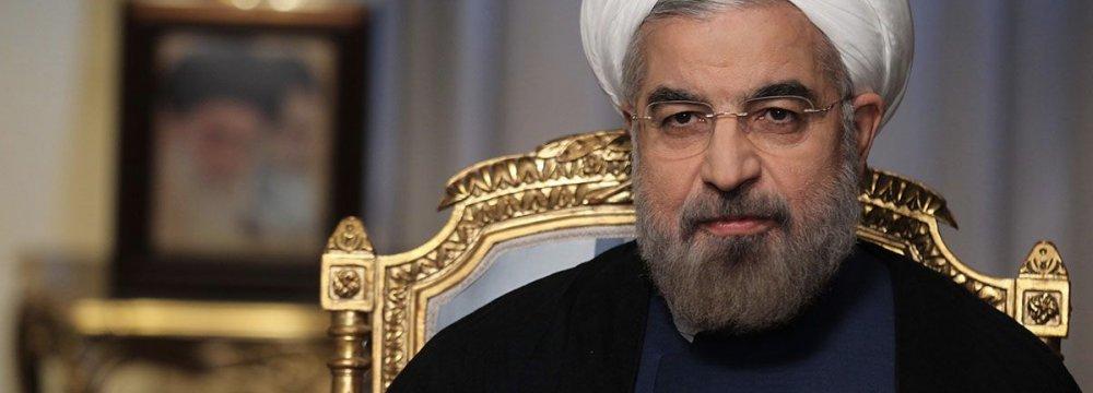 President Denounces Murder of 3 US Muslims