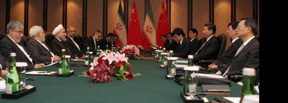 China Backs Devising Roadmap for Trade Ties