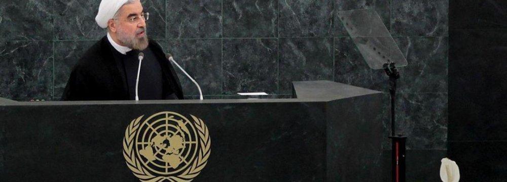 UNGA Address