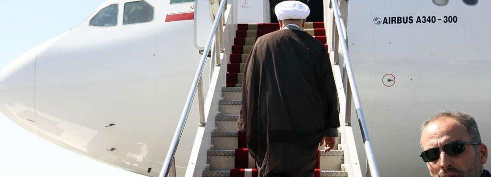 President to Visit Austria, Belgium
