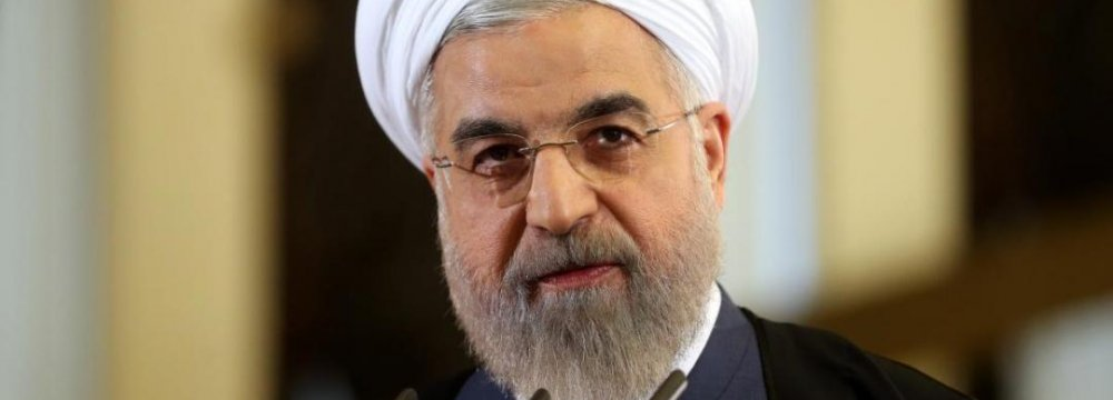 Rouhani to Visit Italy