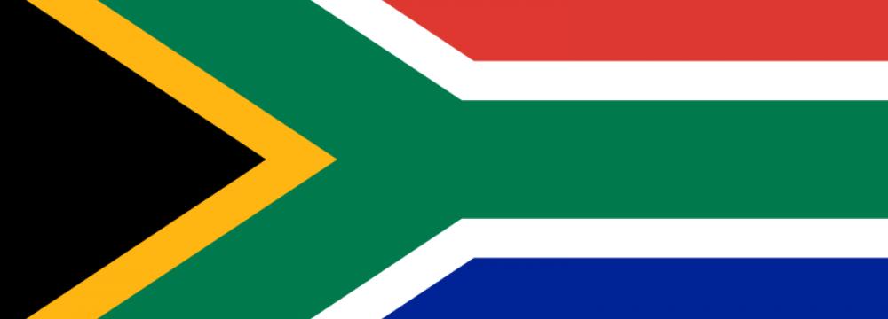 Deputy FM in Pretoria
