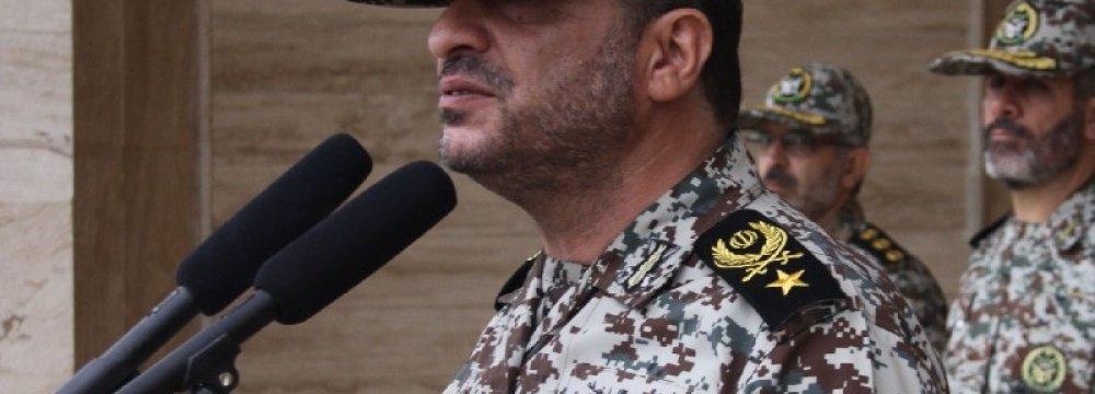 Monitoring Military Movements