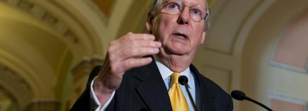 US Dems Again Block Deal Disapproval