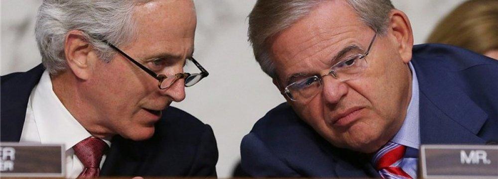 New Anti-Iran Move in US Senate