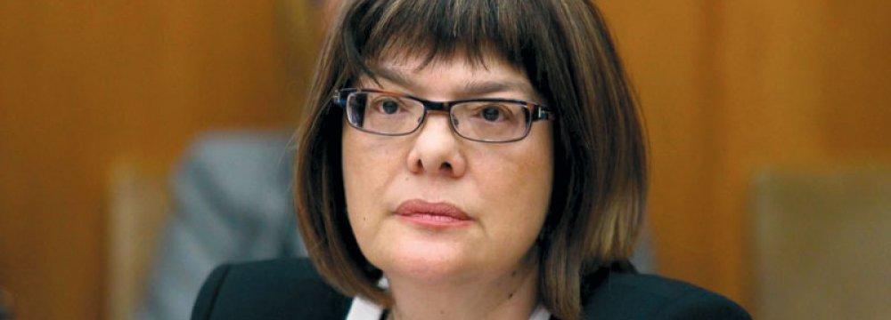 Serbia Speaker to Visit