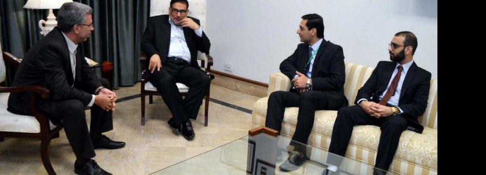 Iran-Pak Cooperation  Key to ME Stability