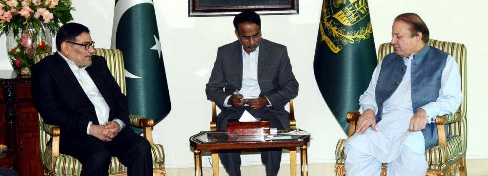 Iran, Pakistan to Mobilize  Political, Economic Capacities
