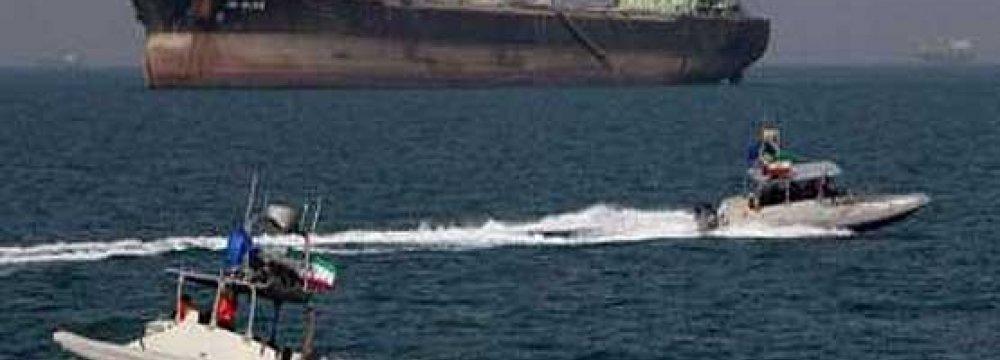 Ship Seizure a Legal Matter