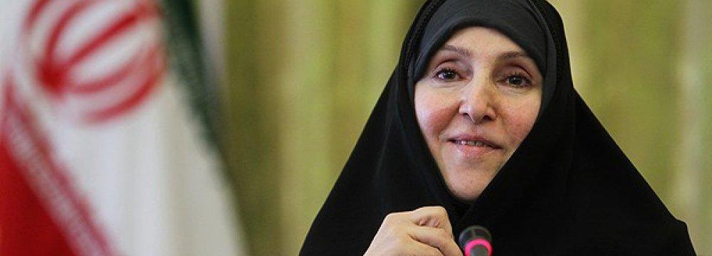 Afkham 1st Woman Ambassador Since 1979
