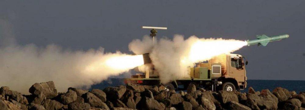 New Torpedo Fired in Massive Drill