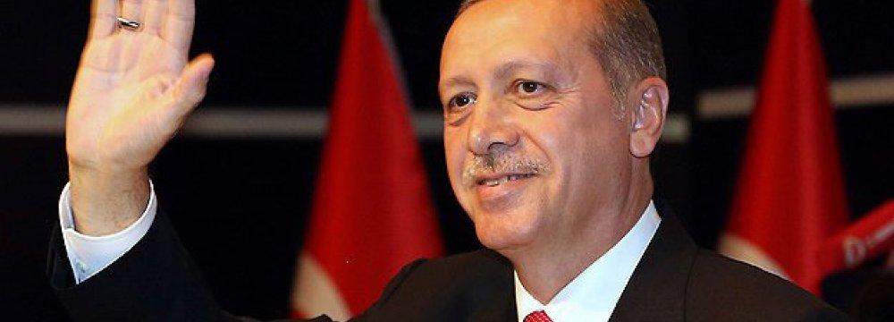 Erdogan to Visit