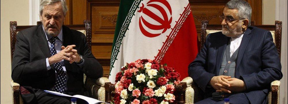 Powers Impede Efforts to Ensure Afghan Security