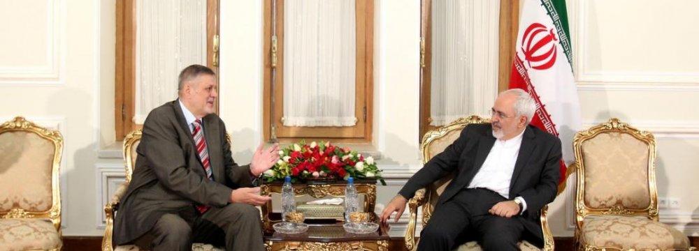 Tehran's Role in Iraq Peace Bid Helpful