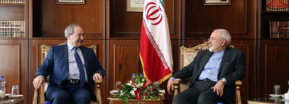 Syria Peace Talks a Positive Step
