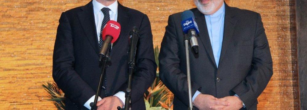 Iraq Ties