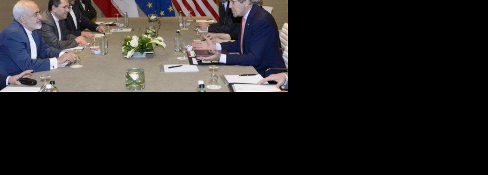 Nuclear Deal Demands  Intensive Effort