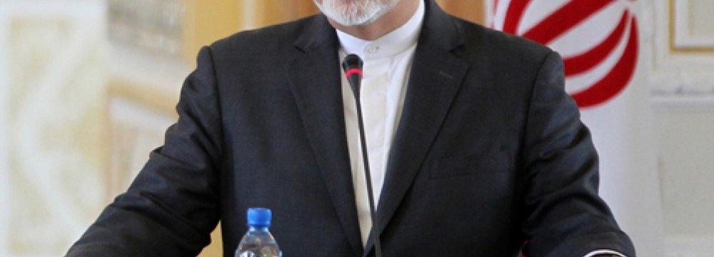 Iran-EU Talks on Sidelines of UNGA