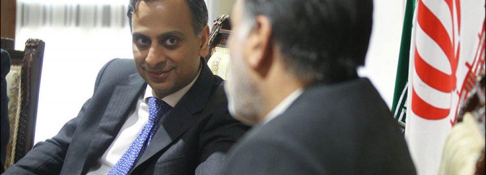 UK Envoy: Reopening Embassies Essential