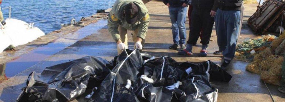 42 Drown in Shipwrecks off Greece