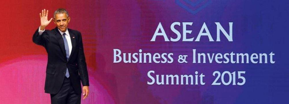 Obama Hosts 1st ASEAN Summit