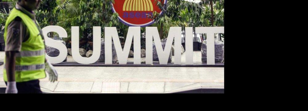 Asean Summit Focuses on Security, Terrorism