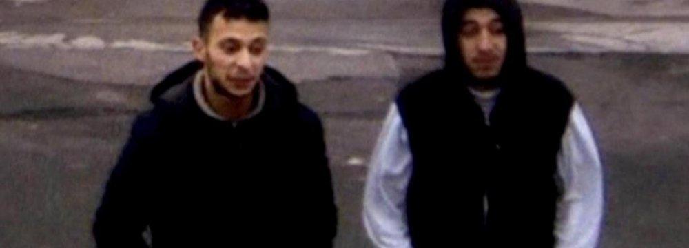 Paris Attacks Suspect Caught on CCTV