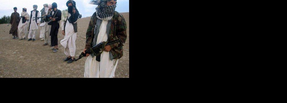 Latest Talks Aim  to End Afghan War