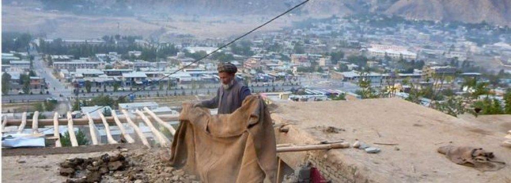 6.3-Magnitude Quake Hit Afghanistan