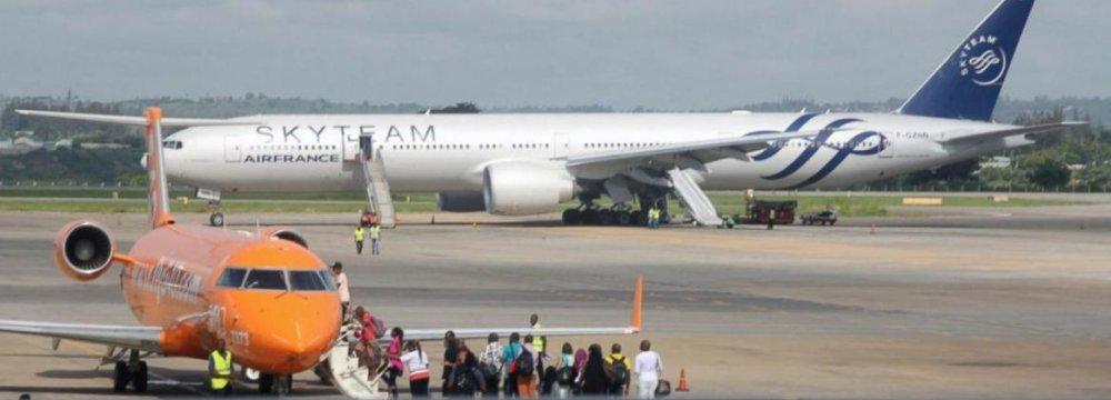Flight Diverted Over Suspected Bomb