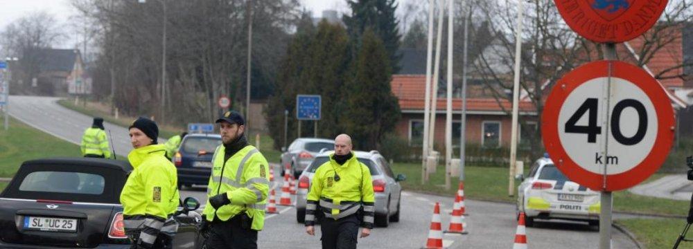 Berlin Slams Danish Border Checks